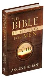 AngusBuchan TheBibleIn365DaysForMenOfFaith Angus Buchan   A False Bible in 366 Days for Men