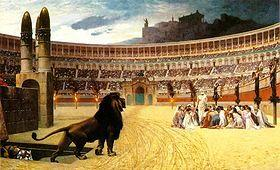 ColosseumTheChristianMartyrsLastPrayer What to EXPECT in the Last Days