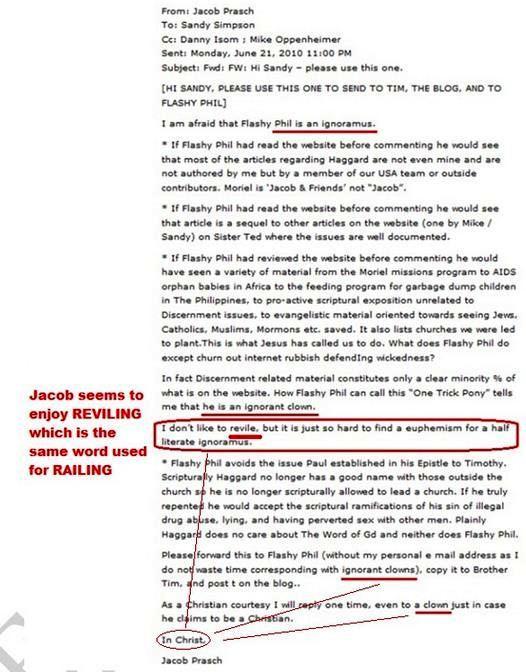 JacobPrasch Revile Jacob Prasch the Railer