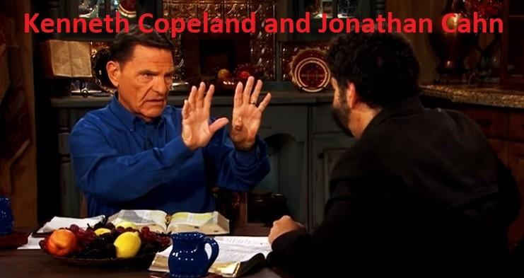 FALSE TEACHERS:  Kenneth Copeland & Jonathan Cahn