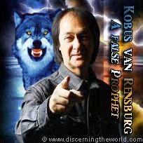 Kobus van Rensburg - False Prophet