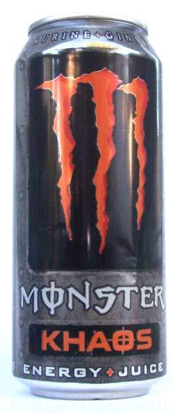 MonsterEnergy 10 Monster Energy Drink   Unleash the Beast 666
