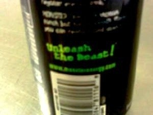 MonsterEnergy 4 Monster Energy Drink   Unleash the Beast 666