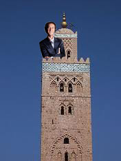 Mosque MoroccoMarrake1 Kobus van Rensburg and his Tower of Babel