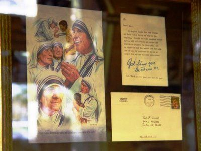 TBN - Endorsement by Mother Theresa