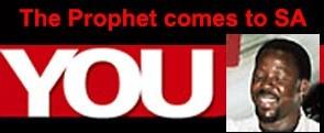 T.B. Joshua - false prophet