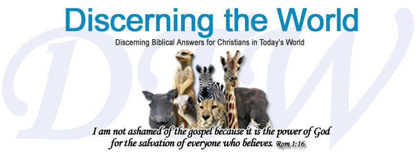 Discerning the World