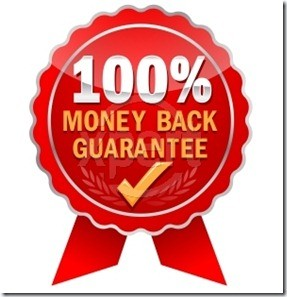 money back guarantee thumb The Emergent 100% Money Back Guaranteed Church